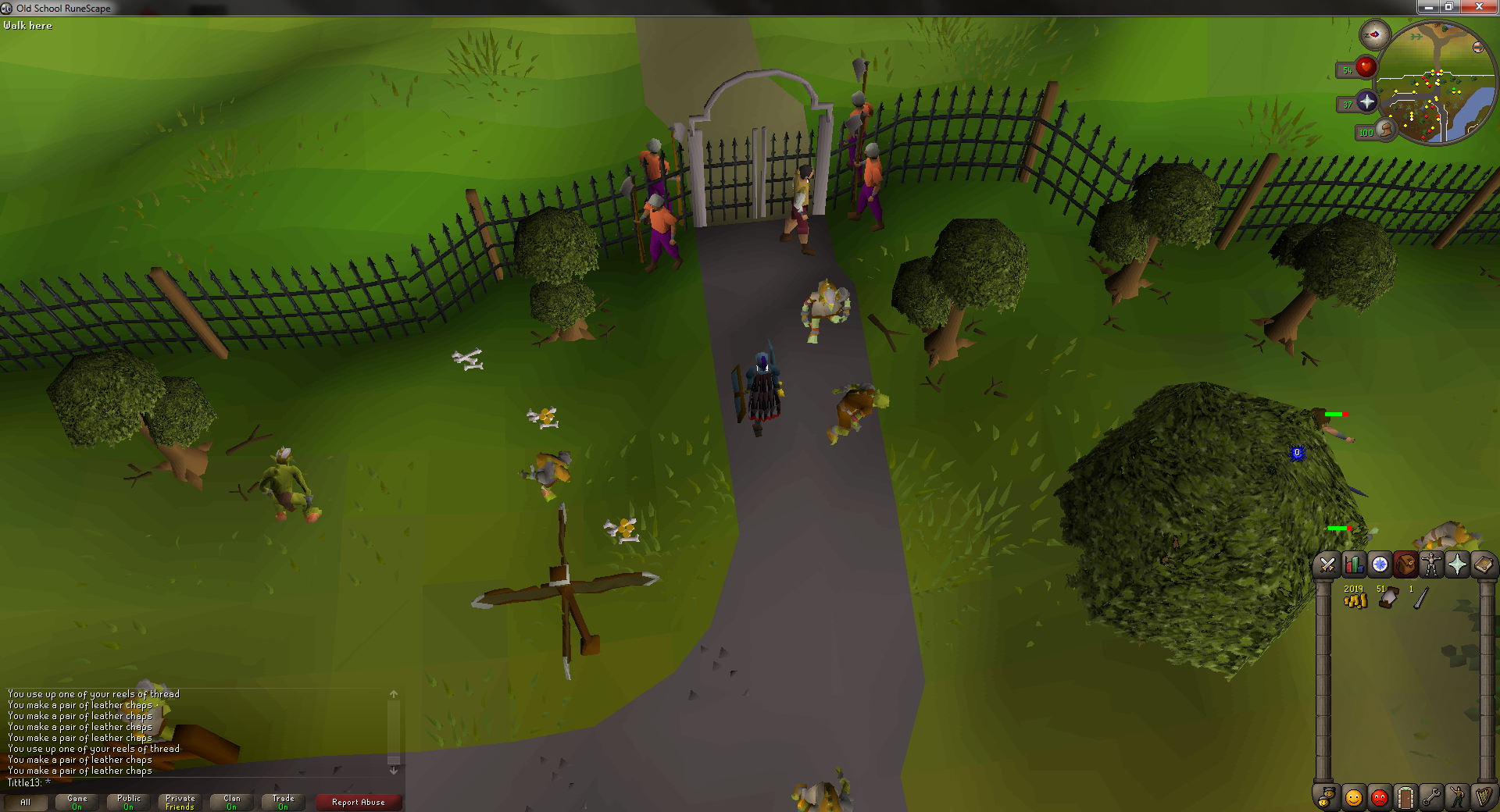 A Basic Yet Very Helpful RuneScape Guide For Beginners
