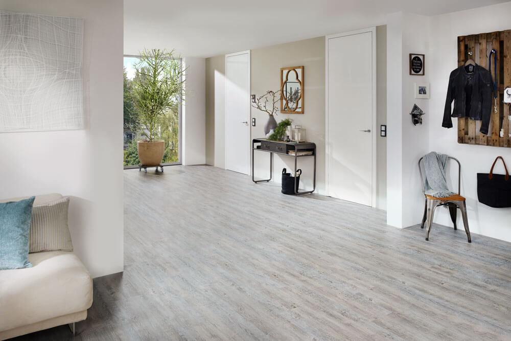 Upgrade the flooring with LVT